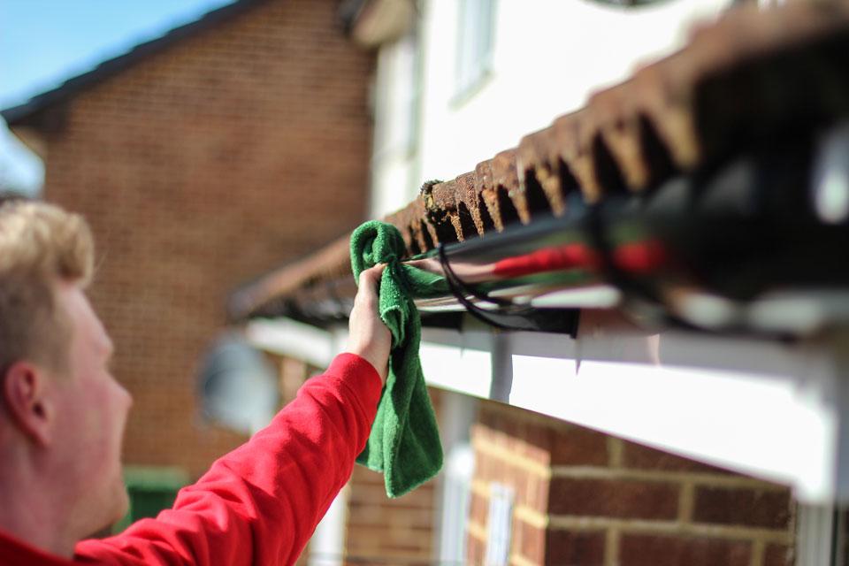 Gutter Cleaning Basingstoke Tadley Gutter Clearance